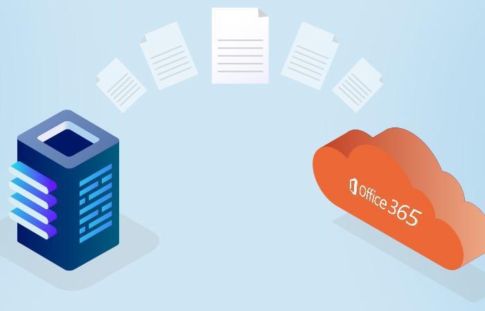 Migration von Daten zu Office 365